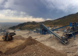 civil mine projects