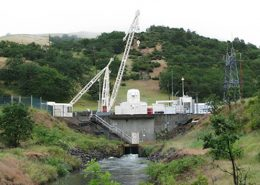 green springs power plant Oregon